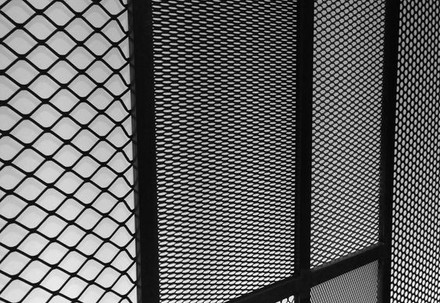 Perforated shhet metal features