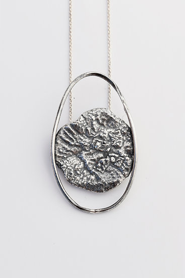 Space Rock Necklace