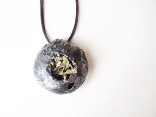 Lichen Moon Necklace
