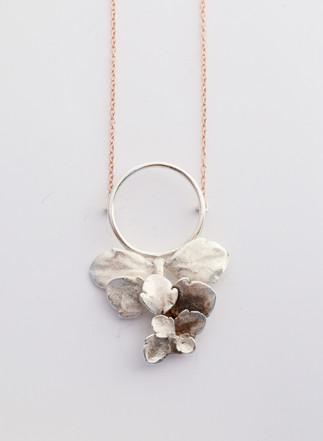 Half Moon Kalanchoe Necklace