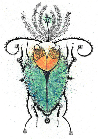 Beetle Flower