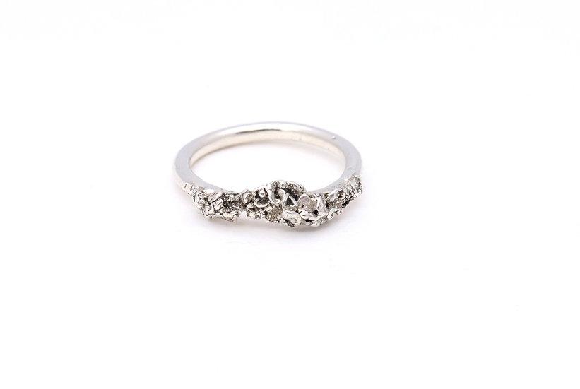 Lichen Love Ring