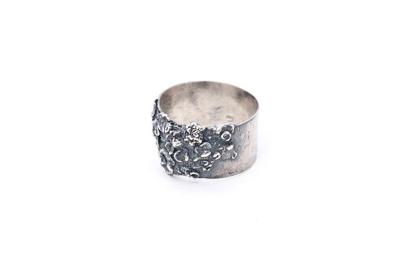 Organic Lichen Ring
