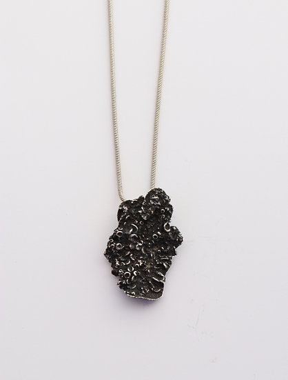 Lichen Texture Necklace