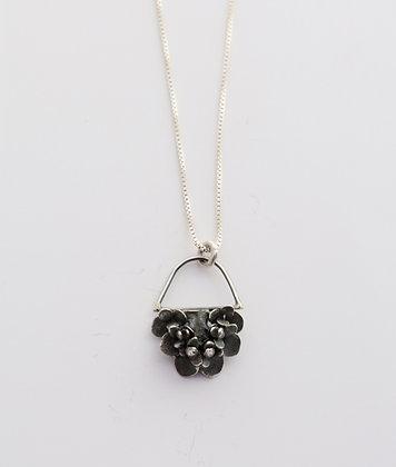 Kalanchoe Crown Necklace