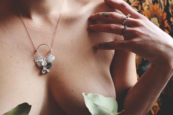 New Moon Kalanchoe Necklace