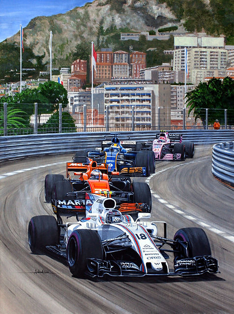 Monaco Martini
