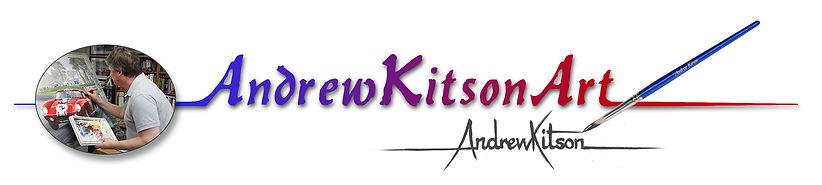 Andrew Kitson Art