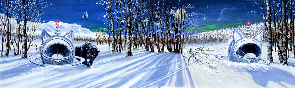Daytrip to Narnia
