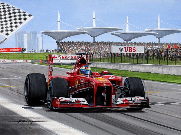 Ferrari and Fernando
