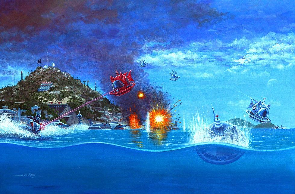 Pirate Island Attack