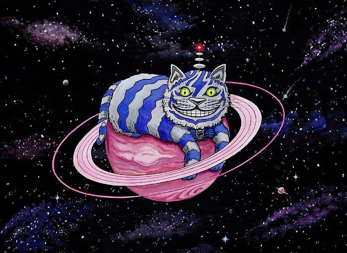 Chechire Cat