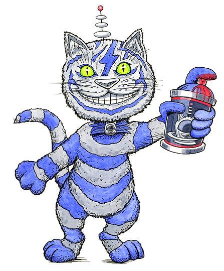 Rascal cat