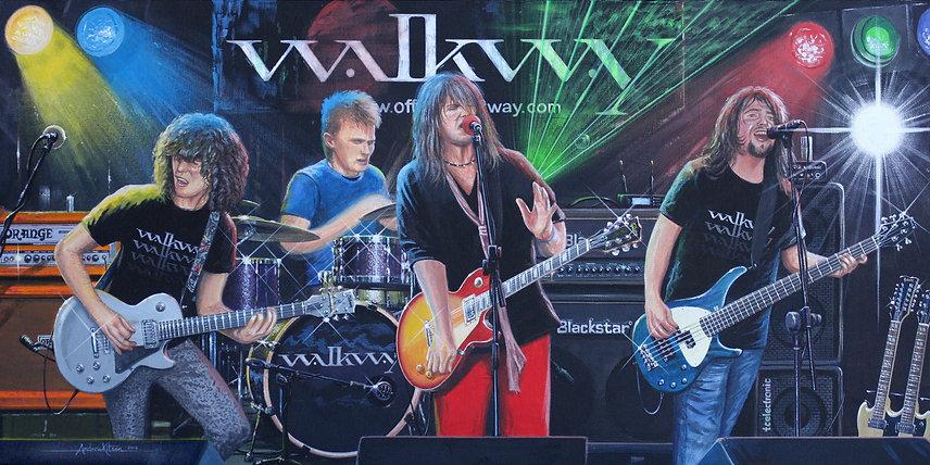 walkway band