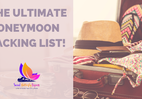 The Ultimate Honeymoon Packing List!