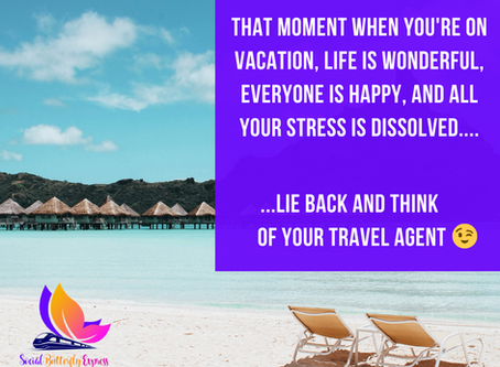 Travel Agents Are Your Friends!