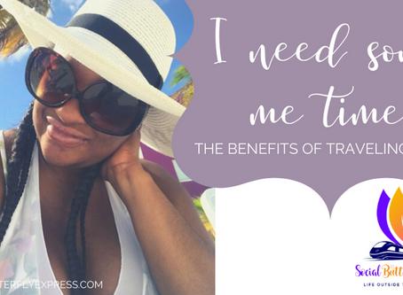 I Need Some ME Time!!