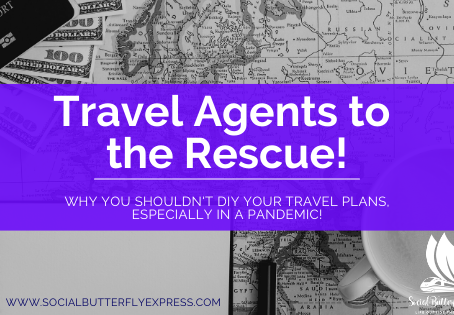 Why You Shouldn't DIY Your Travel Plans!