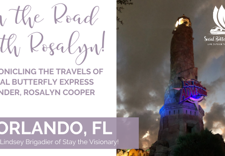 On The Road with Rosalyn: Orlando, FL!  GUEST POST!