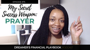 My Secret Success Weapon: Prayer