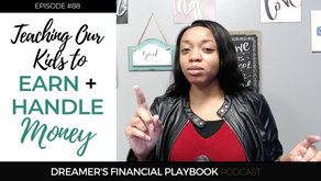 Teaching Our Kids to Earn and Handle Money