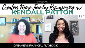 Creating More Me Time By Repurposing with Kendall Patton