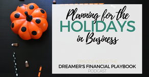 Planning for the Holidays in Business