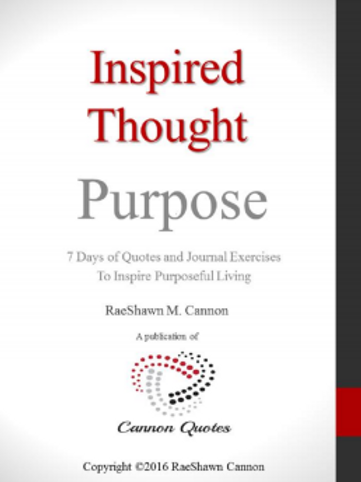 Inspired Thought: Purpose