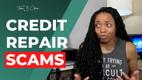 Common Credit Repair Scams that Can Leave You Broke or In Jail