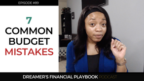 7 Common Budget Mistakes that Derail Your Progress