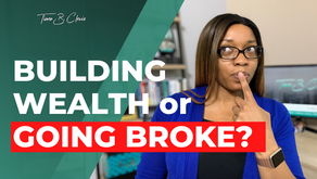 Are You Building or Losing Wealth?   Net Worth Calculation