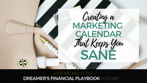 Creating a Marketing Calendar that Keeps You Sane