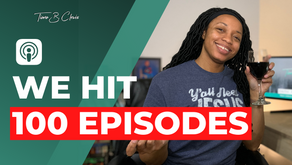 My Financial Podcast for Women Entrepreneurs Just Hit 100 Episodes