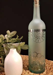 Sunflower Water Decanter
