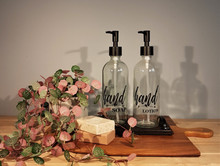 Soap Dispenser Set