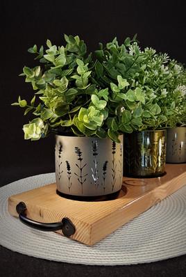 Plant Pot Trio