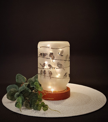 Jar Twinkle Light
