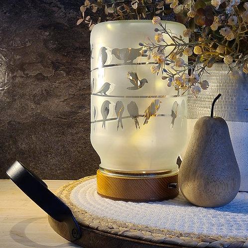 Jar Twinkle Light | Bird + Wire