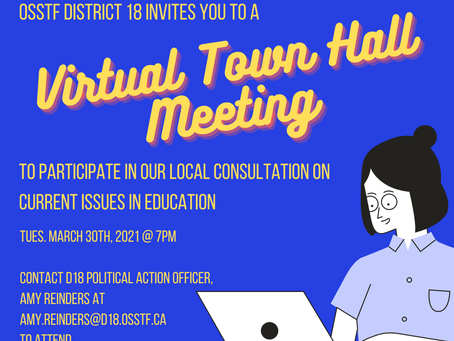 Local Education Consultations