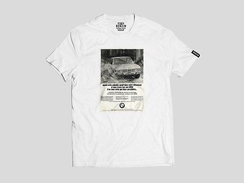 T-shirt Vintage Series - BMW