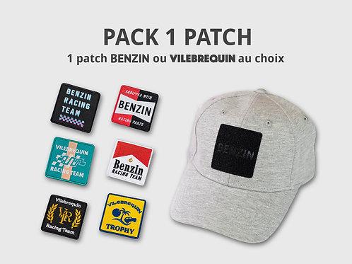 Pack Casquette BENZIN Racing - Jersey