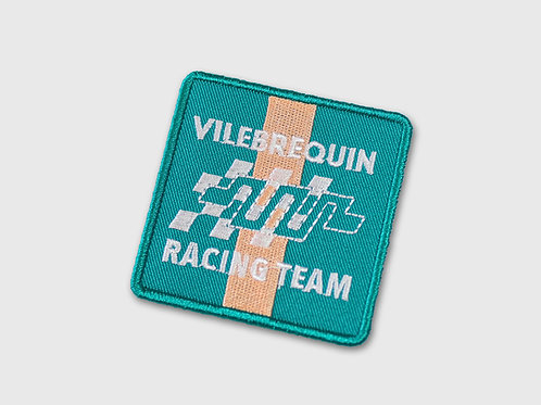 Patch brodé interchangeable Vilebrequin Racing Team