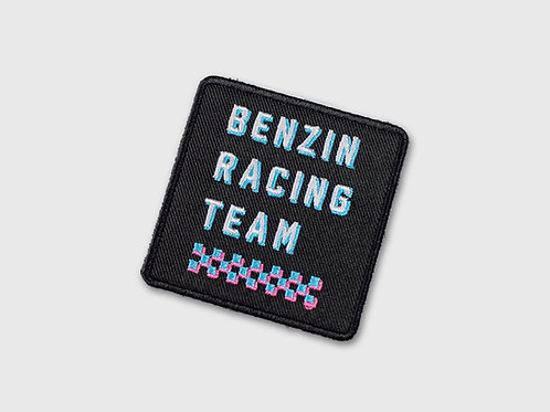Patch brodé interchangeable Benzin Racing Team