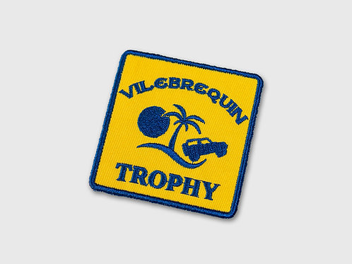 Patch brodé interchangeable Vilebrequin Trophy