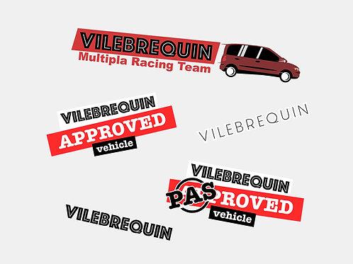 Sticker Pack Vilebrequin