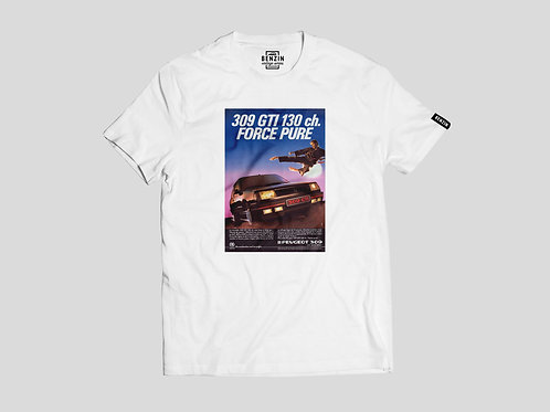T-shirt Vintage Series - Peugeot 309 GTI