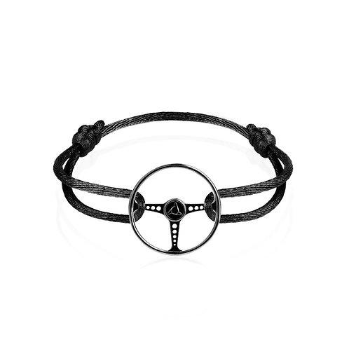 Bracelet Le Volant Noir - The Mechanists