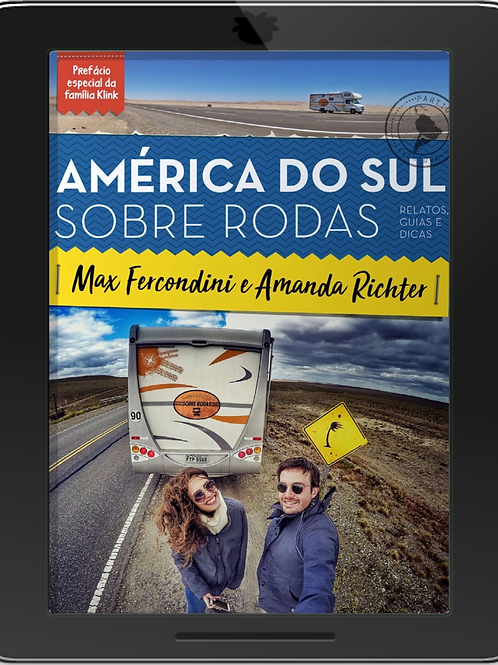 Livro: América do Sul Sobre Rodas (Versão online)