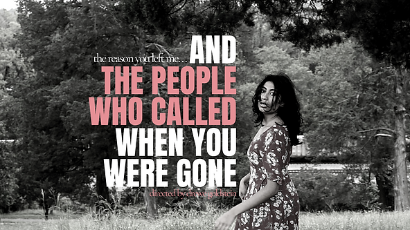 Copy of Copy of AND THE PEOPLE WHO CALLE