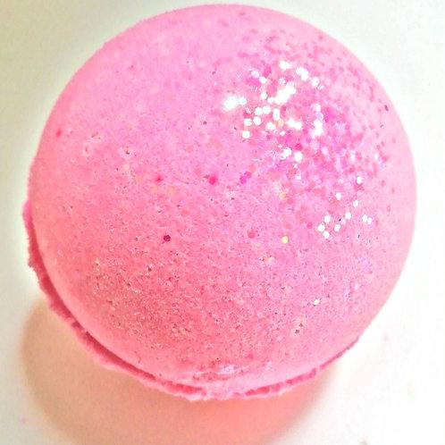 Roses Foaming Bath Bomb XL